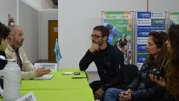 Se realizó ayer una importante reunión relacionada con el Ultramaratón que se realizará dentro de tres meses.