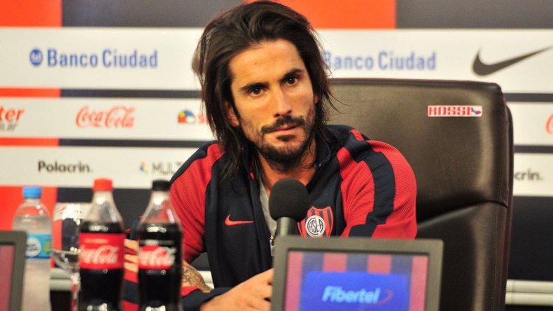 Marcos Angeleri tiene fe en que San Lorenzo llegará lejos en la Copa Libertadores.