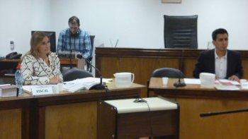 En la audiencia judicial de ayer se ratificó la prisión preventiva del imputado.