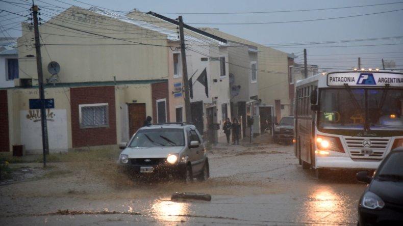 El municipio alerta por lluvias para el domingo
