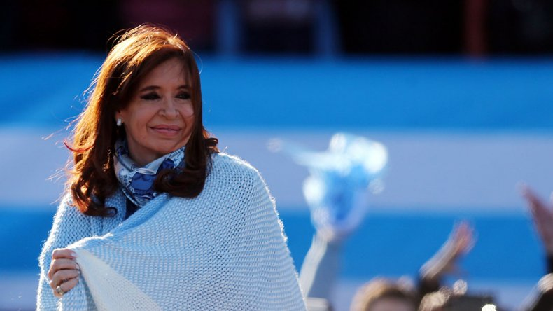 Cristina cerrará su campaña esta tarde con un acto que comenzará a las 17 en el predio de la Universidad Nacional de La Matanza.