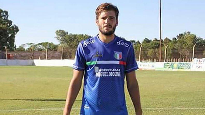 El delantero Fernando Pasquale viene de jugar en Sportivo Italiano.