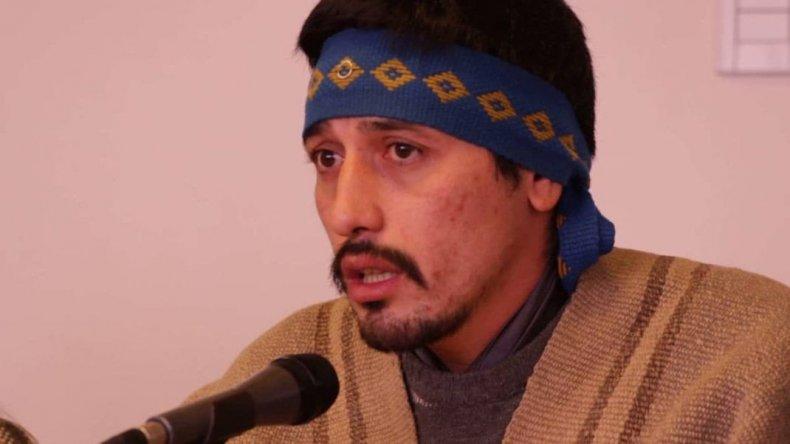 La comisión de Derechos Humanos se reunirá  hoy con Jones Huala