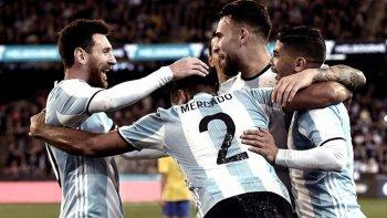 argentina continua tercera en el ranking mundial