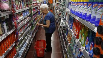 Desde diciembre el Indice de Precios al Consumidor acumula un alza del 13,8%.