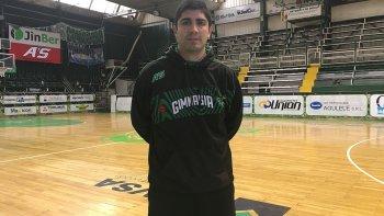 Martín Villagrán espera marcar su impronta sobre la base de lo que aprendió durante cuatro años junto al ex entrenador de Gimnasia.