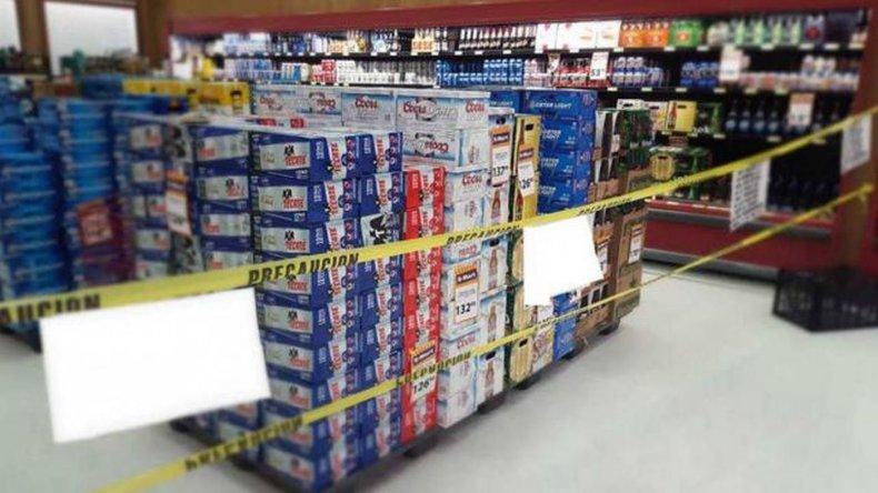 Resultado de imagen de venta alcoholveda electoral