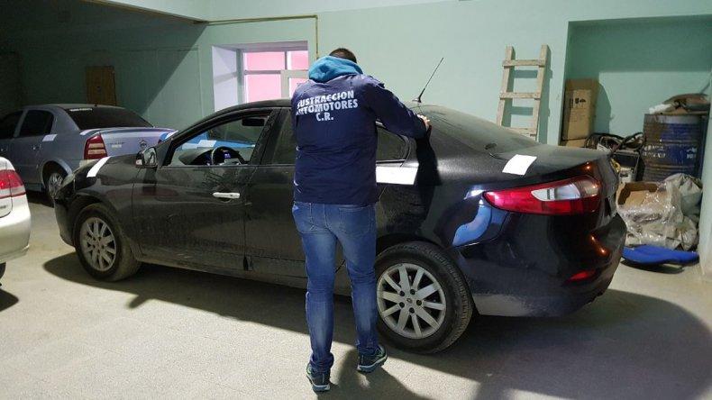 Interceptaron un auto mellizo con pedido de secuestro