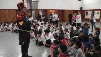Como ya se ha tornado en tradición, los granaderos visitarán Comodoro Rivadavia.