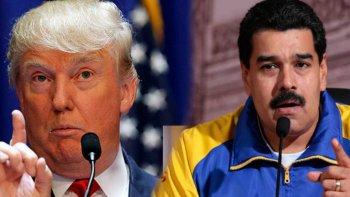 trump evalua una posible opcion militar en venezuela