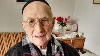 murio a los 113 anos el hombre mas viejo del mundo