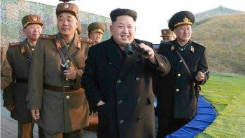 El líder norcoreano Kim Jong-un prepara una contraofensiva.