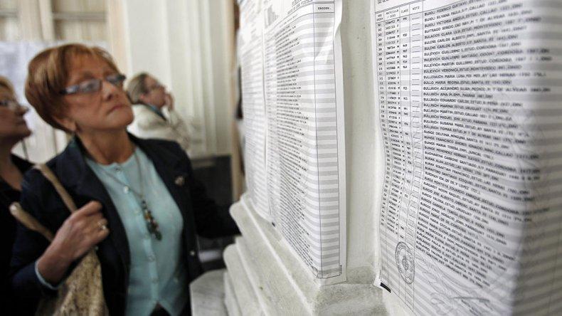 Unos 33 millones de argentinos votan por cuarta vez en elecciones primarias
