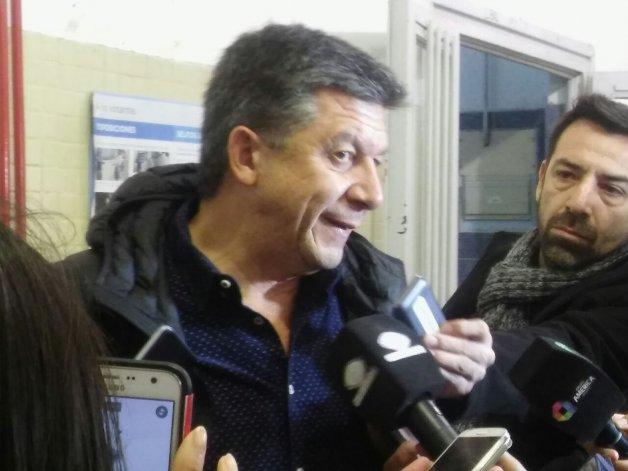 Martín Pérez / El Patagónico