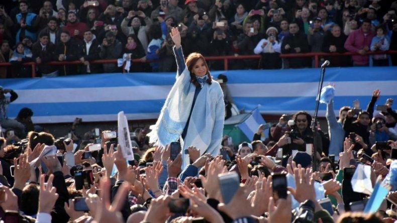 Cristina Kirchner no votó