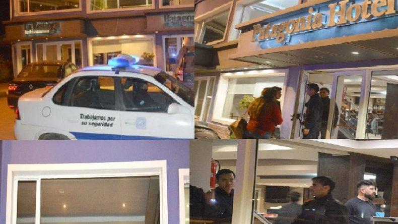 Delincuentes armados asaltaron un restaurante