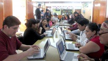 Referentes y equipos técnicos dieron visibilidad a la integralidad de las políticas educativas.