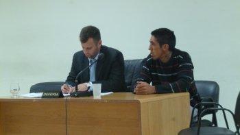 cuarto intermedio en la audiencia preliminar por el homicidio de leiva