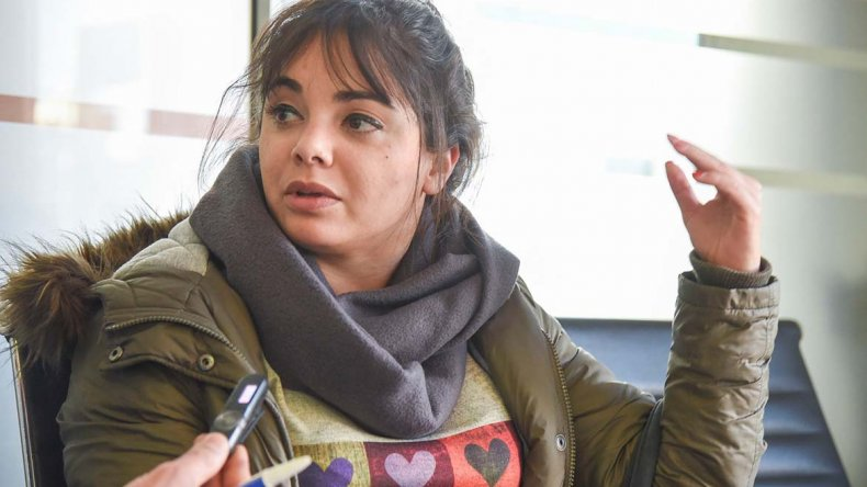 Soledad Rivas invitó a la comunidad a participar del primer Festival de Arte Urbano y Teatro.