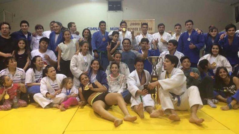 El sábado se realizará una importante competencia de judo en el gimnasio municipal 1.