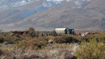 allanamiento en comunidad mapuche de leleque