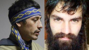 jones huala cumple 16 dias de huelga de hambre por la desaparicion de santiago