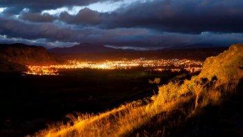 viaje magico de la trochita: realizara un recorrido nocturno este jueves
