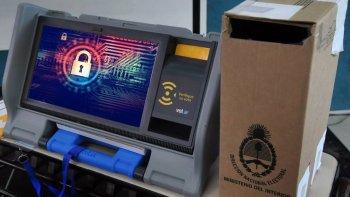 la polemica por el voto electronico: la democracia no tiene backup