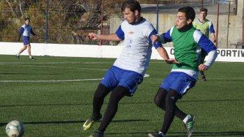 Fernando Pasquale, quien se sumó a la CAI el último martes, debutará este domingo en la delantera titular.