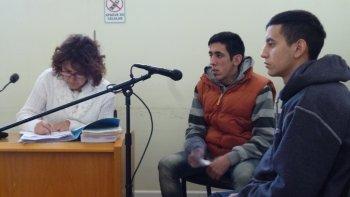 camarda y brizuela seran juzgados por el homicidio de leiva