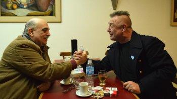 ricardo iorio se reunio con un referente neonazi