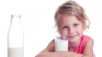estudio confirmo que  se triplicaron los casos  de alergia a la proteina  de la leche de vaca