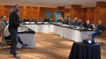 En Puerto Madryn finalizaron la reunión anual con miras a los Juegos de la Araucanía que celebrarán dentro de tres meses en Chubut.