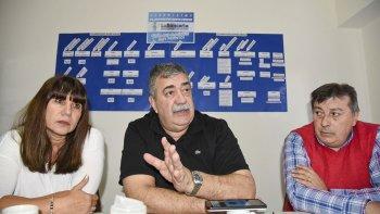 Héctor González, María Cativa y otros referentes de Primero Chubut tomaron posición respecto de la integración de la lista que el PJ-FPV presentará el 22 O.
