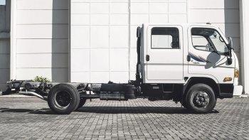 llega nuevo camion liviano