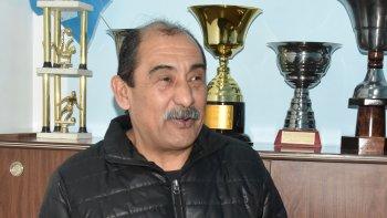 Marcelo Gutiérrez a los 57 años es el responsable de la designación de ternas del fútbol comodorense.