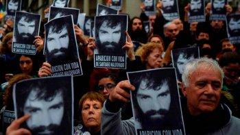 comision interamericana le pedira respuestas al estado por el paradero de santiago maldonado