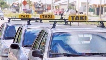 los taxis y remises deberan contar con gps