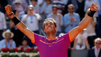 El español Rafael Nadal volvió a lo más alto del ránking mundial de tenis.
