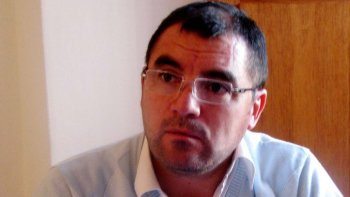 Daniel Paredes, concejal que es autor de la iniciativa.