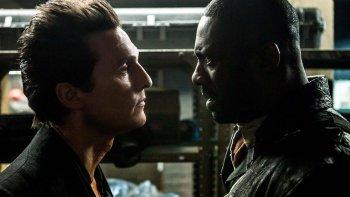 Idris Elba y Matthew McConaughey son los protagonistas de La Torre Oscura, la nueva película basada en un libro de Stephen King.