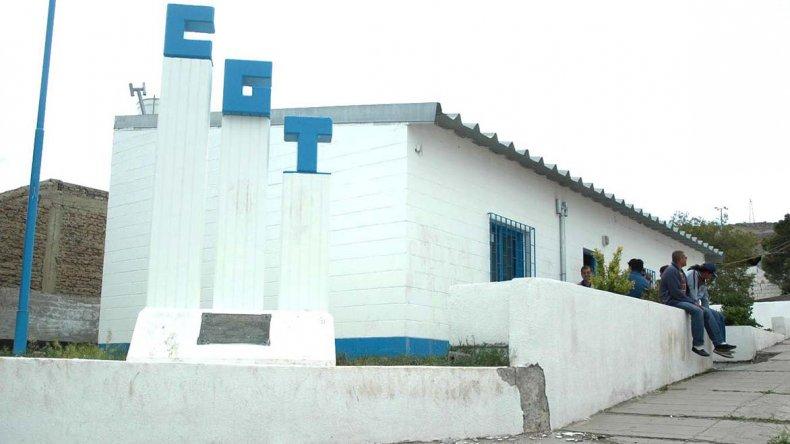 La CGT no se movilizará hoy en Comodoro Rivadavia y el 1 de septiembre buscará su normalización insitucional.