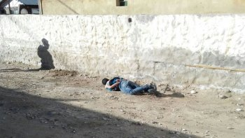 El adolescente que ingresó a una vivienda del Pueyrredón fue retenido por albañiles y entregado a la policía.