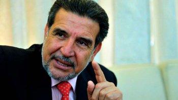 El exgobernador de La Rioja, Luis Beder Herrera, es el actual presidente del PJ en esa provincia.