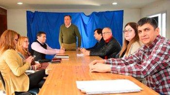 El director de Asuntos Gremiales del Ministerio de Educación de la Nación, Miguel Garófalo, presidio la nueva mesa de negociación.