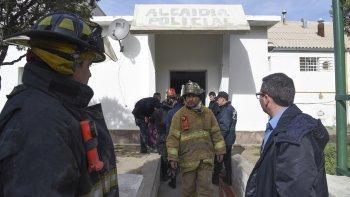 El incendio dentro del pabellón de mujeres dejó como saldo las cinco detenidas internadas en terapia intensiva.
