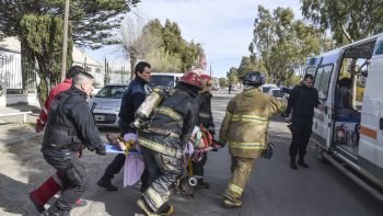 Dos de las internas se recuperan tras el incendio en la alcaidía