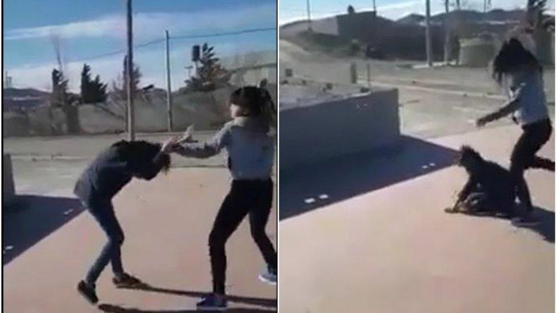Agreden a una adolescente, graban la golpiza y suben el video a las redes