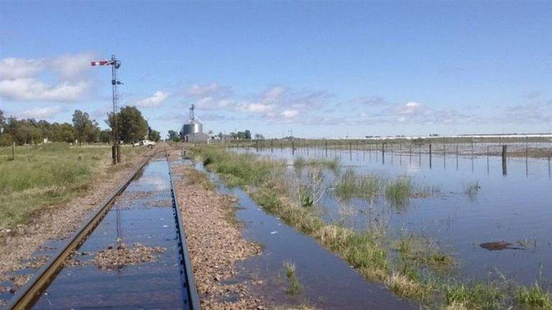 Hay 8 millones de hectáreas afectadas por las inundaciones
