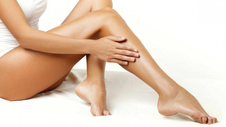 Prevención de los  calambres en pies y piernas